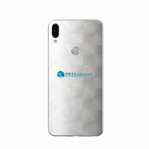 ZenFone Max Pro (M1) Skin Adesivo FX Dimension Branco