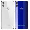Motorola One Adesivo Traseiro Película Cor Azul