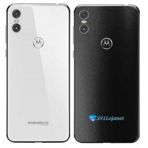 Motorola One Adesivo Traseiro Película FX Deep Black