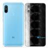 Redmi Note 6 Pro Adesivo Skin Película FX Dimension Black
