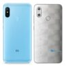 Redmi Note 6 Pro Adesivo Skin Película FX Dimension Branco
