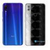 Redmi Note 7 Adesivo Skin Película FX Dimension Black