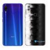 Redmi Note 7 Adesivo Skin Película FX Pixel Black