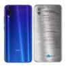 Redmi Note 7 Adesivo Skin Película Metal Escovado