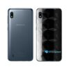 Galaxy A10 Adesivo Skin Película Tras FX Dimension Black