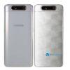 Galaxy A80 Adesivo Skin Película Tras FX Dimension Branco