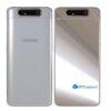 Galaxy A80 Adesivo Skin Película Tras Metal Cromo