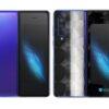 Galaxy Fold Adesivo Skin Película Tras FX Dimension Black