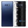 Galaxy Note9 Adesivo Skin Película Tras FX Pixel Black