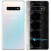 Galaxy S10 5G Adesivo Skin Película Tras FX Dimension Black