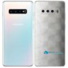 Galaxy S10 5G Adesivo Skin Película Tras FX Dimension Branco
