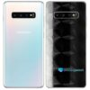 Galaxy S10 Plus Adesivo Skin Película Tras FX Dimension Black