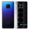 Huawei Mate 20 Pro Adesivo Skin Película FX Dimension Black