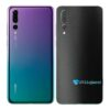 Huawei P20 PRO Adesivo Skin Película FX Deep Black