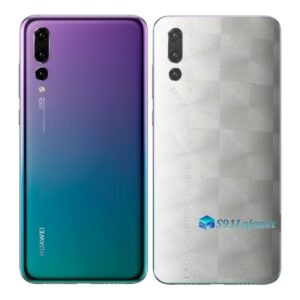 Huawei P20 PRO Adesivo Skin Película FX Dimension Branco