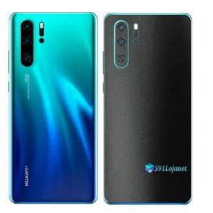Huawei P30 PRO Adesivo Skin Película FX Deep Black