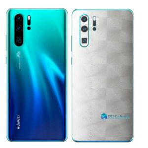 Huawei P30 PRO Adesivo Skin Película FX Dimension Branco