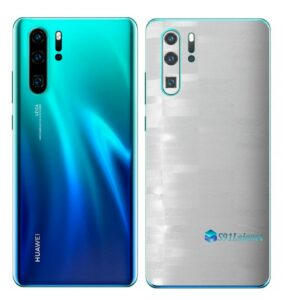 Huawei P30 PRO Adesivo Skin Película FX Pixel Branco