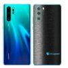 Huawei P30 PRO Adesivo Skin Película FX Preto Escovado