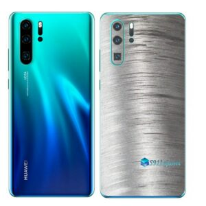 Huawei P30 PRO Adesivo Skin Película Metal Escovado