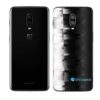 OnePlus 6 Adesivo Skin Película Traseira FX Pixel Black