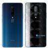 OnePlus 7 Adesivo Skin Película Traseira FX Dimension Black
