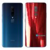 OnePlus 7 Pro 5G Adesivo Skin Película Metal Gold Red