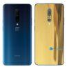 OnePlus 7 Pro 5G Adesivo Skin Película Metal Ouro Gold