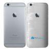 iPhone 6 Adesivo Skin Película Traseira FX Pixel Branco