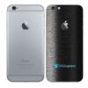 iPhone 6 Adesivo Skin Película Traseira FX Preto Escovado