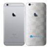 iPhone 6 Plus Adesivo Skin Película Traseira FX Dimension Branco