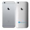 iPhone 6s Adesivo Skin Película Traseira FX Couro Branco