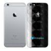 iPhone 6s Adesivo Skin Película Traseira FX Dimension Black