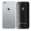 iPhone 6s Adesivo Skin Película Traseira FX Preto Escovado