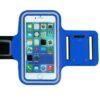 Armband Suporte Abraçadeira Braço Universal Azul
