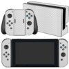 Nintendo Swicht Adesivo Skin Película Fibra Transparente