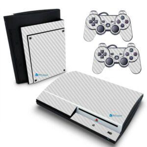 Playstation 3 PS3 Fat Adesivo Fibra Transparente