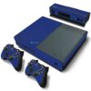 Xbox One Fat Adesivo Skin Fibra Azul