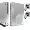 Xbox One S Adesivo Skin I Fibra Cromo