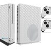 Xbox One S Adesivo Skin I Fibra Transparente