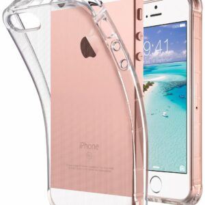 Capa Case Apple iPhone 5 Anti Shock Transparente Tpu