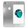 iPhone 7 Apple Adesivo Skin Película Fibra Cromo
