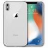 iPhone X Apple Adesivo Skin Fibra Película Transparente