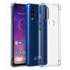 Capa Case Motorola One Action Anti Shock Transparente Tpu