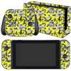 Adesivo Skin Película Nintendo Swicht Camo Yellow
