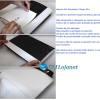 Adesivo Skin Playstation 3 Super Slim PS3 Pelicula Ouro Cromo Escovado