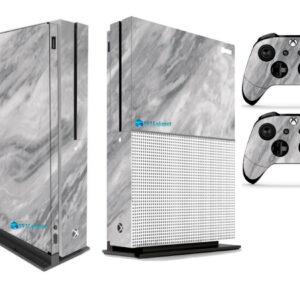 Adesivo Skin Xbox One S Pelicula Marmore Carrara