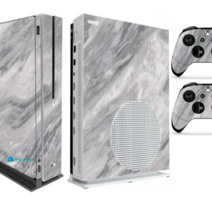 Adesivo Skin Xbox One S V2 Pelicula Marmore Carrara
