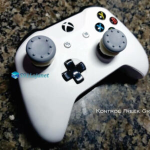 Kontrol Freek Analogico Controle Xbox One FPS Shooter Tiro Extensor Protetor Grip Cor Cinza
