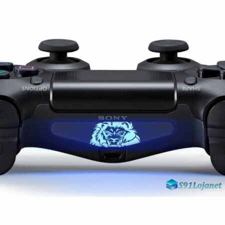PS4 Light Bar Decal Skin Sticker Controle PS4 Fat PS4 Slim PS4 Pro Controle Modelo 97